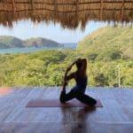 yoga teacher pose nicaragua