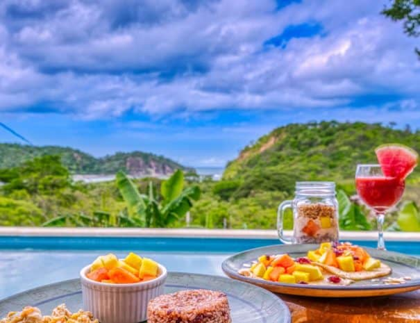 tropical food retreat nicaragua