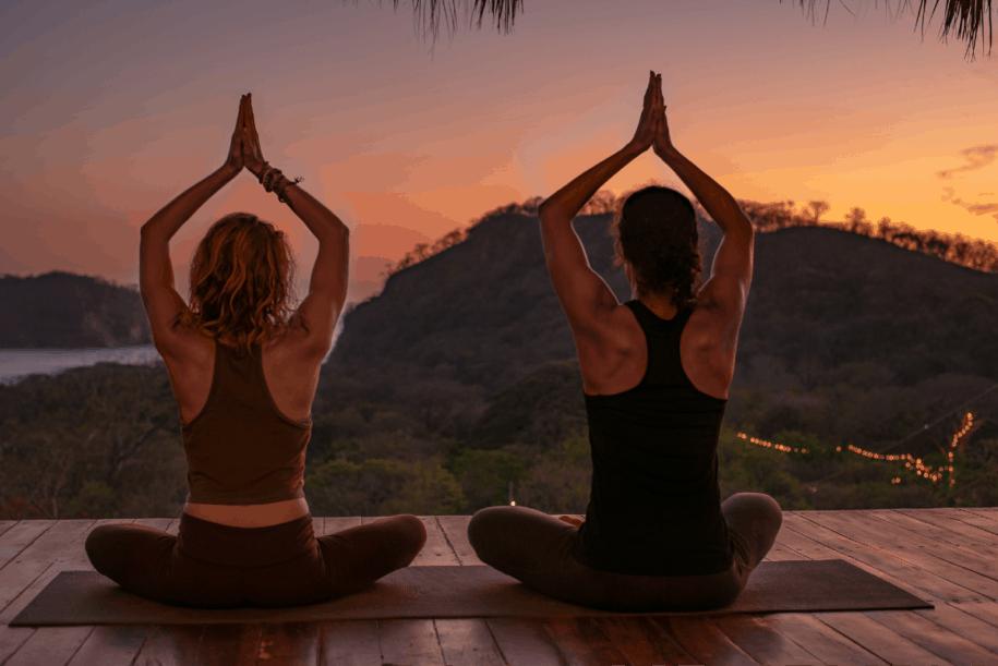 yoga retreats Eden